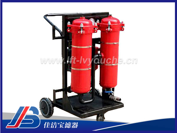 LYC-32*10B高精度滤油车