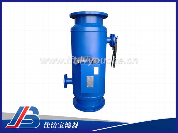 DN150反冲洗排污过滤器
