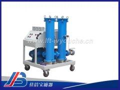 三级高精度过滤GLYC-50B高粘油滤油机