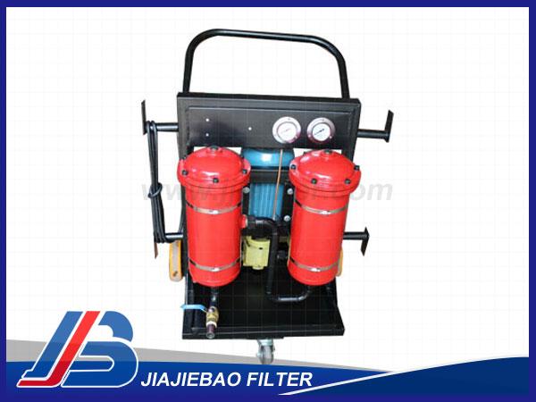 高精度滤油车LYC-B
