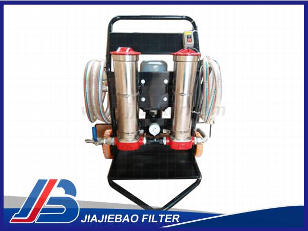 48#液压油LYC-50B高精滤油车