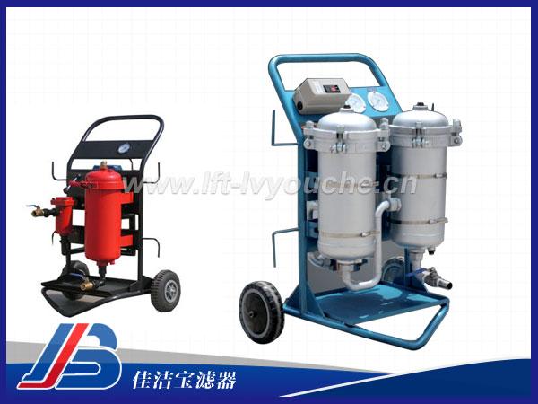 LYC-50B高精度滤油车--滤油车专家