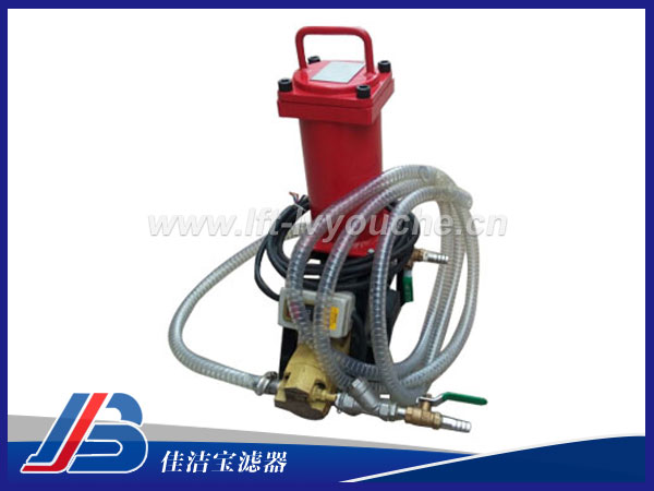 BLYJ-10便携式滤油车