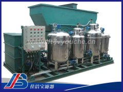 污水处理油水分离器