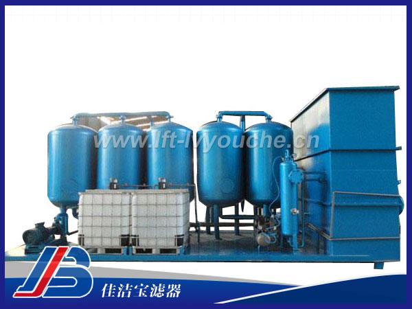 JBYSFL-5Y油水分离一体机