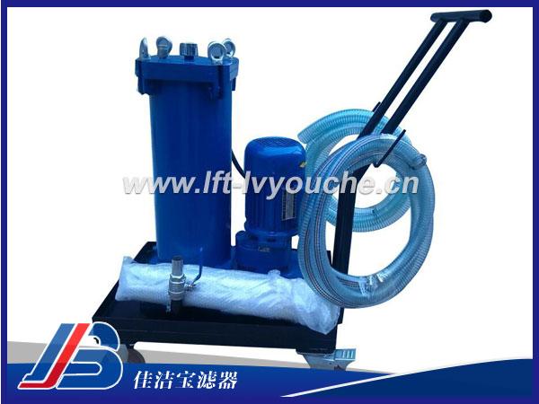LUC-100×20液压油滤油机