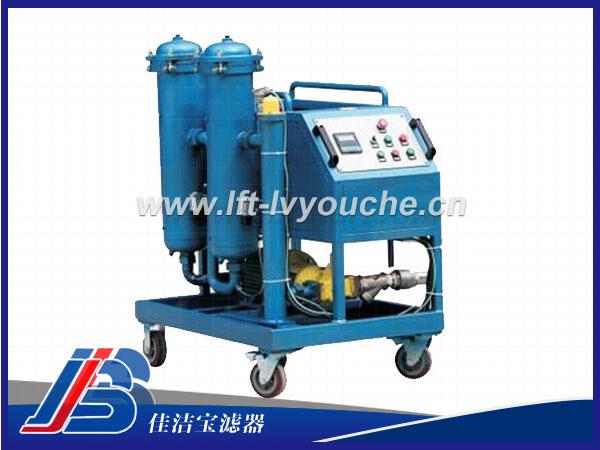 高固含量油滤油机LYC-100G