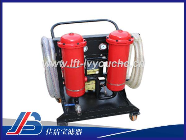 LYC-100A可移式高精度三级过滤滤油机