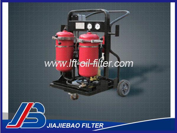 高精度滤油车LYC-32*3B