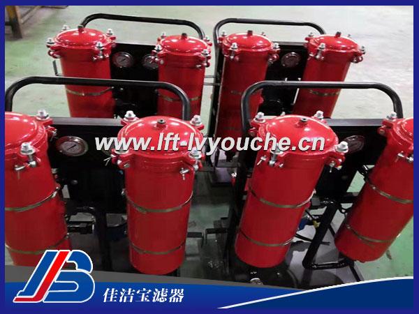 LYC-150*10B高精液压油滤油车