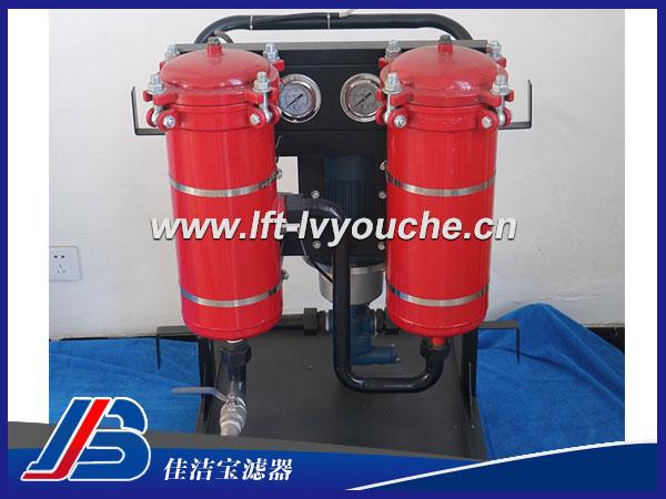 LYC-200*5B小型液压油过滤机