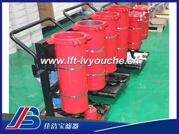 LYC-500*10B高精加油滤油小车
