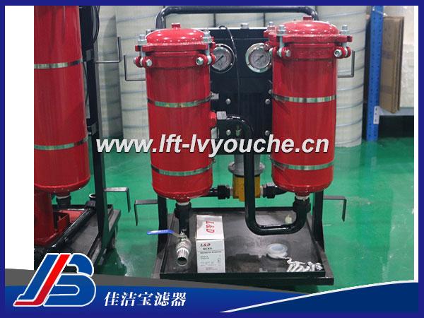 LYC-550*10B加油滤油小车