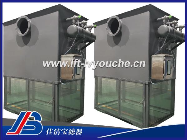 7200m3/min空气过滤量自洁式空气过滤器