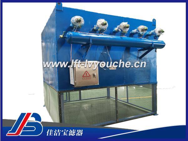 8400m3/min空气过滤量自洁式空气过滤器